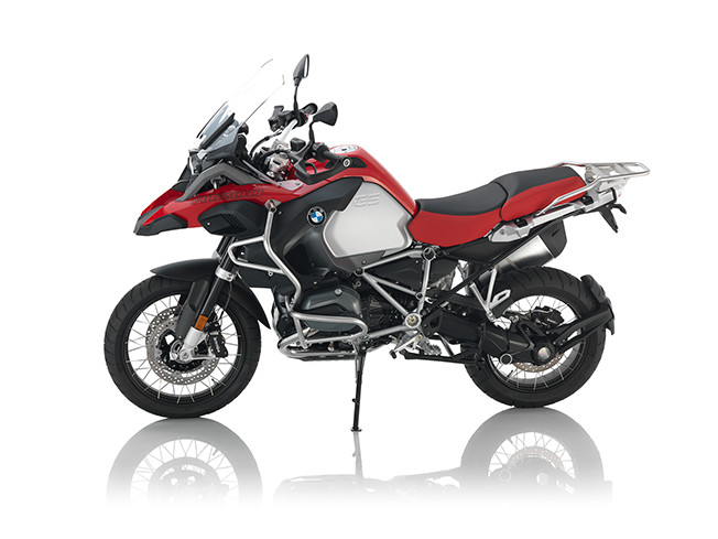 Image of BMW R1200 GS Adventure motorcycle