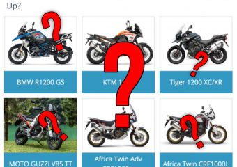 Image of 6 motorbikes