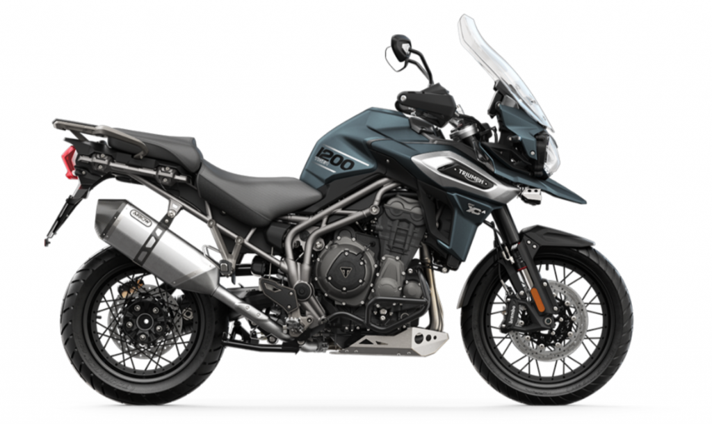 Image of Triumph Tiger 1200 motorbike